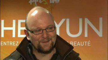 比利時記者觀神韻:審美與精神的感動