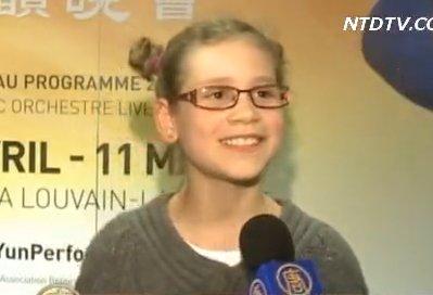 比利時觀眾看神韻感受文化包容