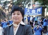 澳洲法轮功学员控江泽民 法庭辩论