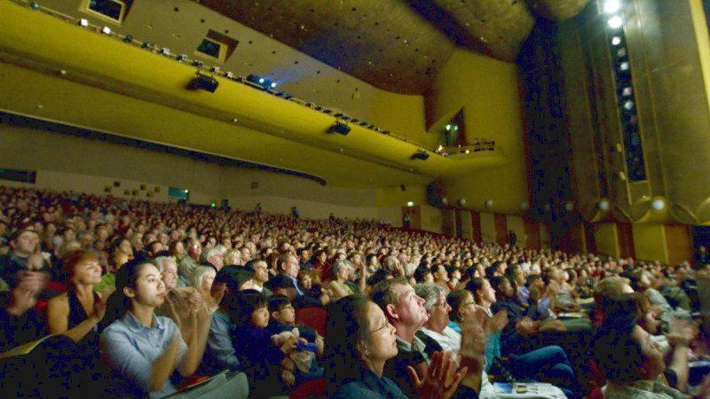 組圖:神韻夏季巡演硅谷 觀眾熱盼再來