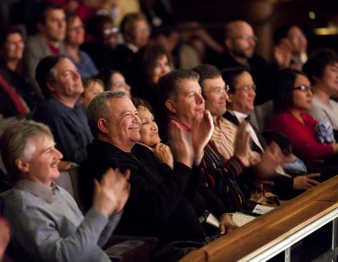 組圖:2011神韻全球巡演拉開序幕