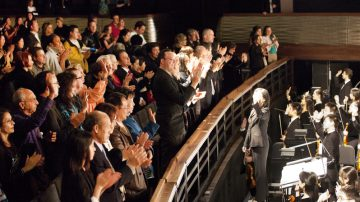 神韵全球巡回达拉斯首站圆满落幕