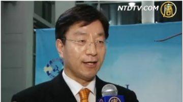神韵感动韩国CEO