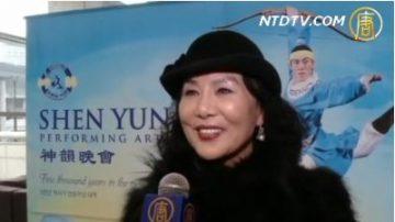 韩国观众看神韵品中华文化精髓