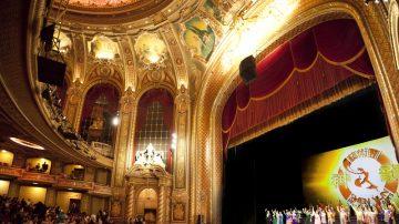 組圖:波士頓首場 神韻再現神傳文化風采
