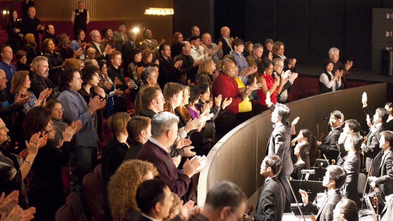 組圖:神韻征服田納西 觀眾掌聲經久不息