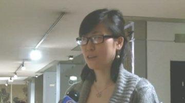 神韻法國第一站  感動華人