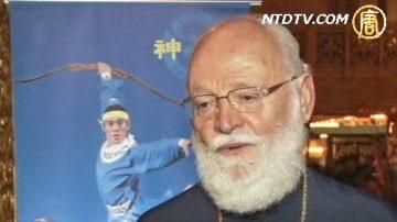 東正教大主教:這是通天的信息