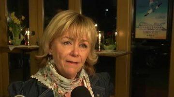 瑞典司法部长:看到了光明和希望