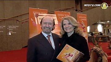 加前外交官:神韻復興了傳統文化