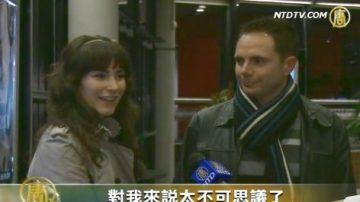 荷蘭觀眾驚嘆中國古典舞超凡脫俗