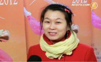 中国留学生 感受到神无限慈悲