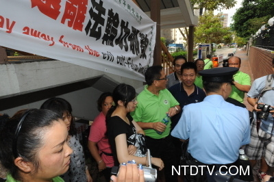唐浩:政法委干擾中國舞香港初賽 醜態畢現