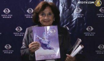 阿根廷名流讚神韻:超凡入聖觸動心靈