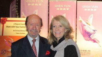 加前外交官:神韵展示真正的中国