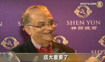 画家:中国人将引领世界精神信仰