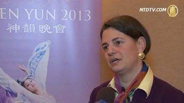神职人员:神韵是中国的希望