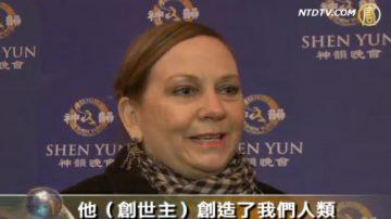 芭蕾校主任:神韵展示神性中国文化