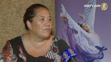 毛利藝術家:神韻原汁原味 感人至深