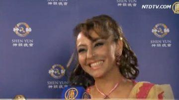 寶萊塢舞蹈家成神韻「粉絲」