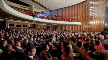瑞士觀眾讚歎神韻令人變得更善良