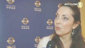 法國占卜師 :神韻將帶來嶄新的中國