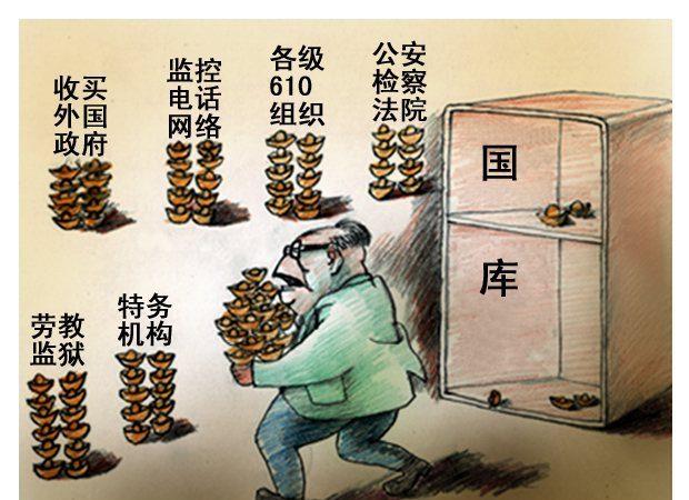 海川:610是江澤民迫害法輪功的邪惡司令部