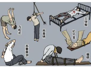 海川:中共酷刑 人类的耻辱