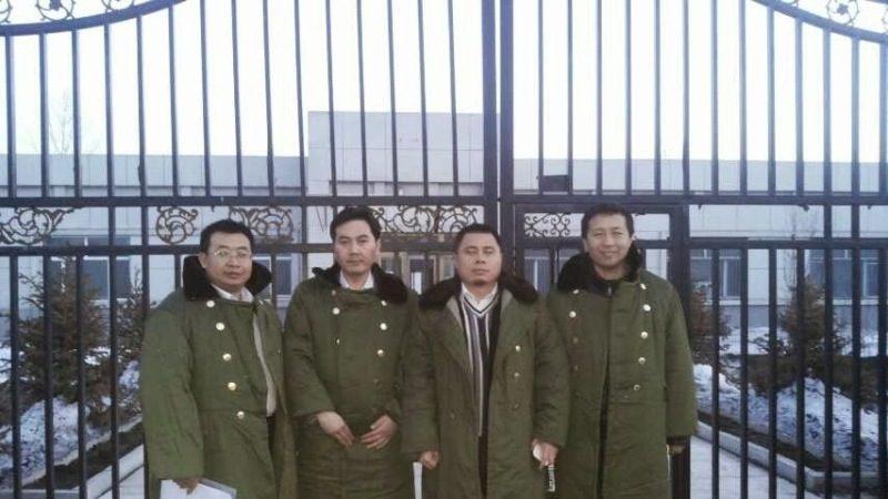 三战青龙山黑监狱 四律师被抓走
