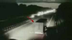 德國道路監控拍下神秘事件 震驚全球!