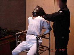 飞瀑:中共酷刑──塑胶袋套头(组图)