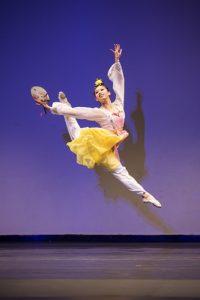组图:第六届中国古典舞大赛少年女子组复赛精彩瞬间