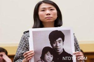 王治文被囚15年再送洗脑班 女儿泣不成声