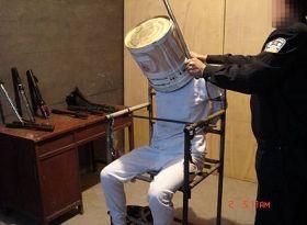 中共酷刑:聽覺折磨和視覺折磨