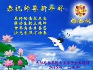 张东园:史无前例的新年问候