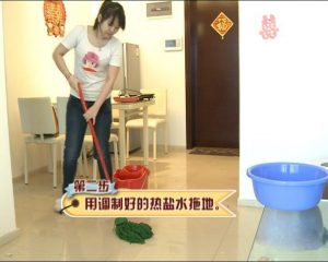 想知道「南風天」怎麼迅速乾地板嗎?一招教你拖地快乾又滅菌!