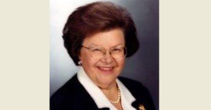 美國參議員芭芭拉·米庫斯基祝賀世界法輪大法日