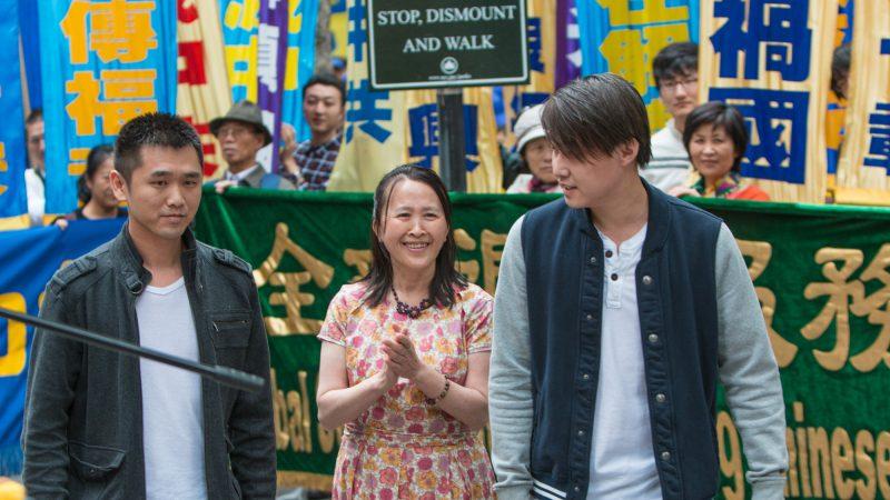 【 视频】易蓉:解体中共带给中华民族希望