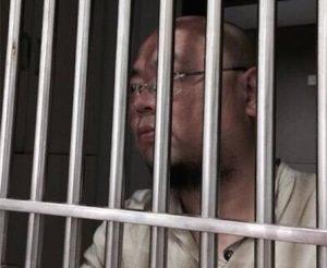 吴淦被江西警方行政拘留 再遭福建警方刑拘