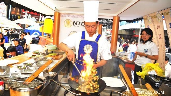 【現場實錄】全世界中國菜廚技大賽