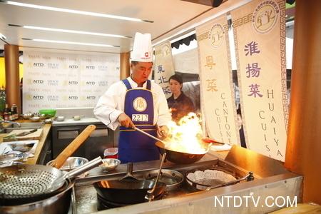 特一級廚師嚴哲 紐約奪東北菜頭獎