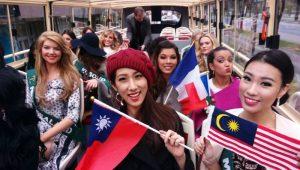 老外看台湾:选美女孩坚用台湾遭禁赛、中共害怕加拿大世界小姐