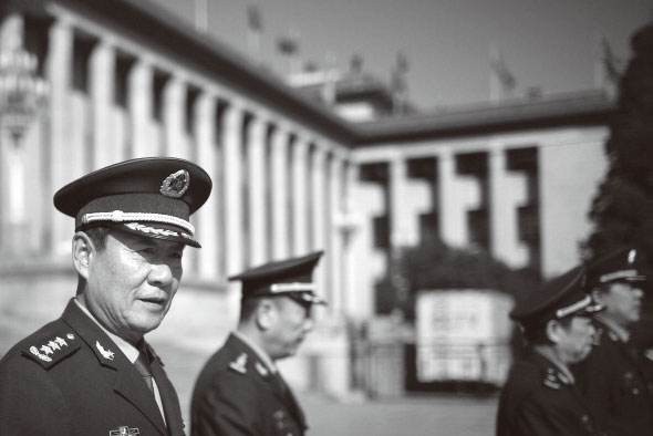 福建省福清監獄阻撓對越作戰英模的特赦