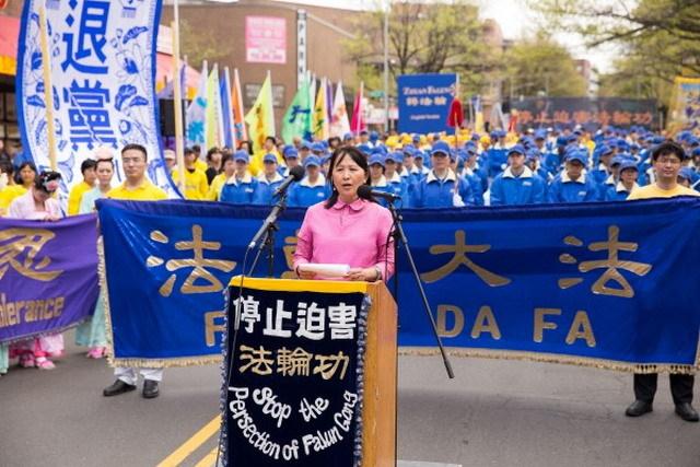 全球退党中心主席易蓉:三退开创历史和未来