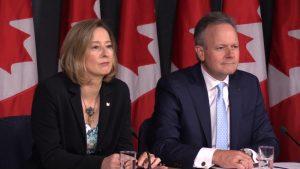 加拿大央行宣布其隔夜利率维持在0.5%