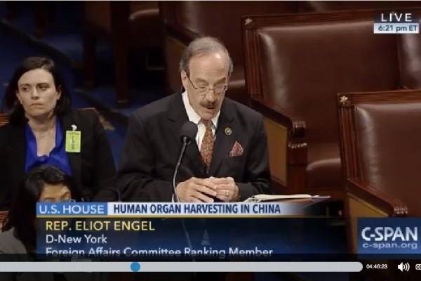 方平:喜闻美众院发决议案 制止中共强摘器官