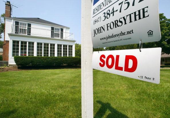 """CREA:加拿大金马蹄地区房屋销售或开始""""降至最低点"""""""