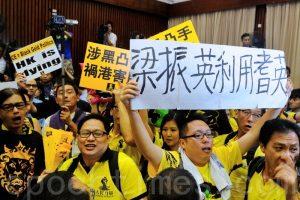 李天笑:梁振英為何非要破壞香港舞蹈大賽不可
