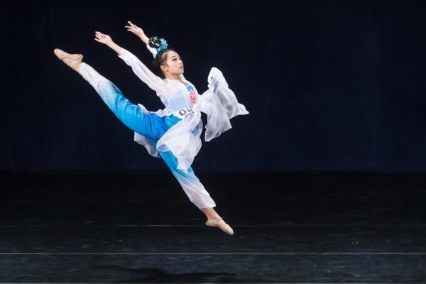 「深谷幽蘭」李冠慧 習古典舞化剛為柔