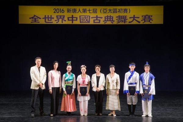 中國舞初賽閉幕 評委:揚傳統文化人人有責